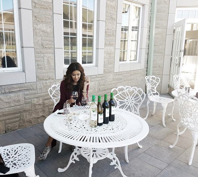 Chateau des charmes winery