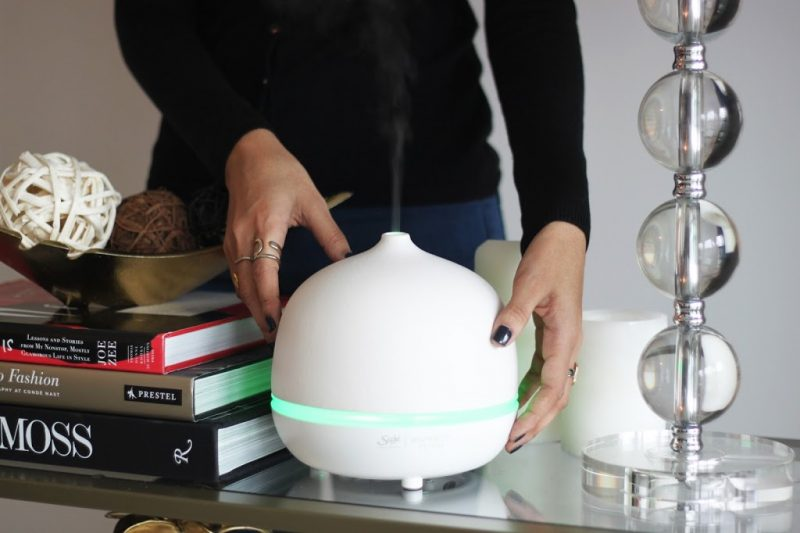 Pure wellness Saje diffuser