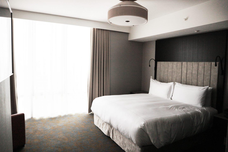 Hotel X room