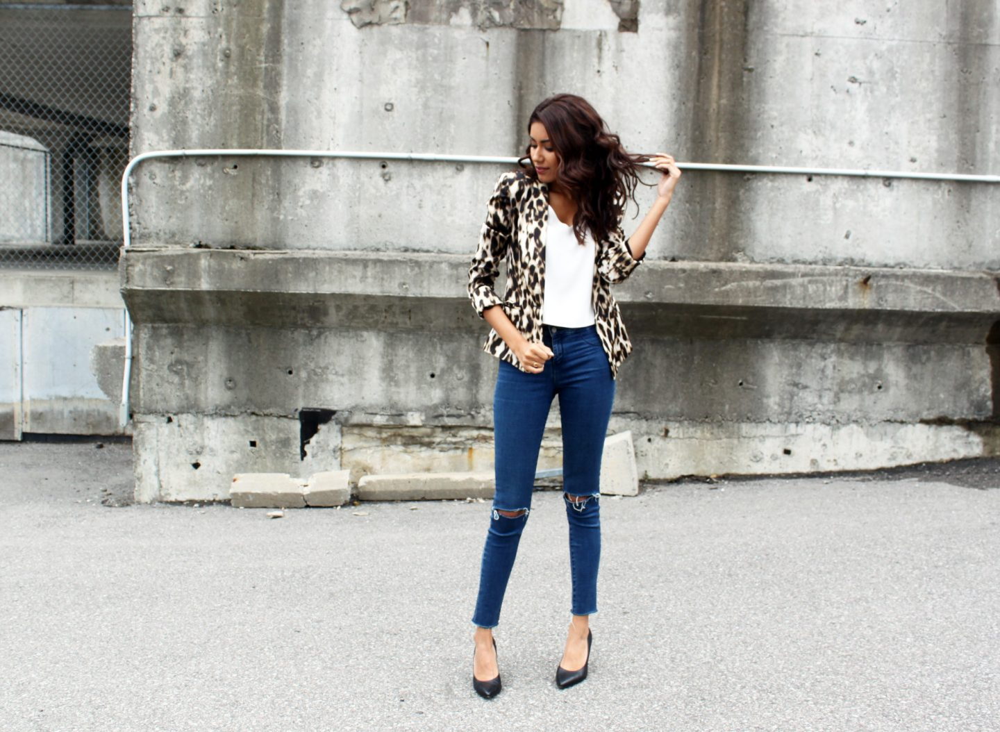 HOW TO WEAR LEOPARD