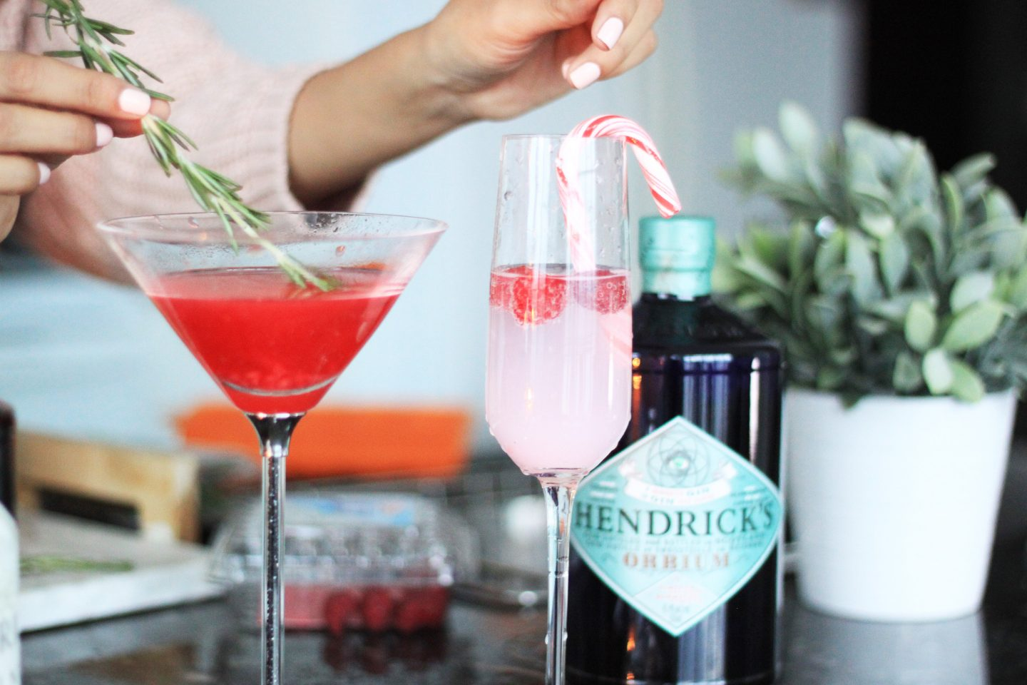 festive drinks for your holiday party
