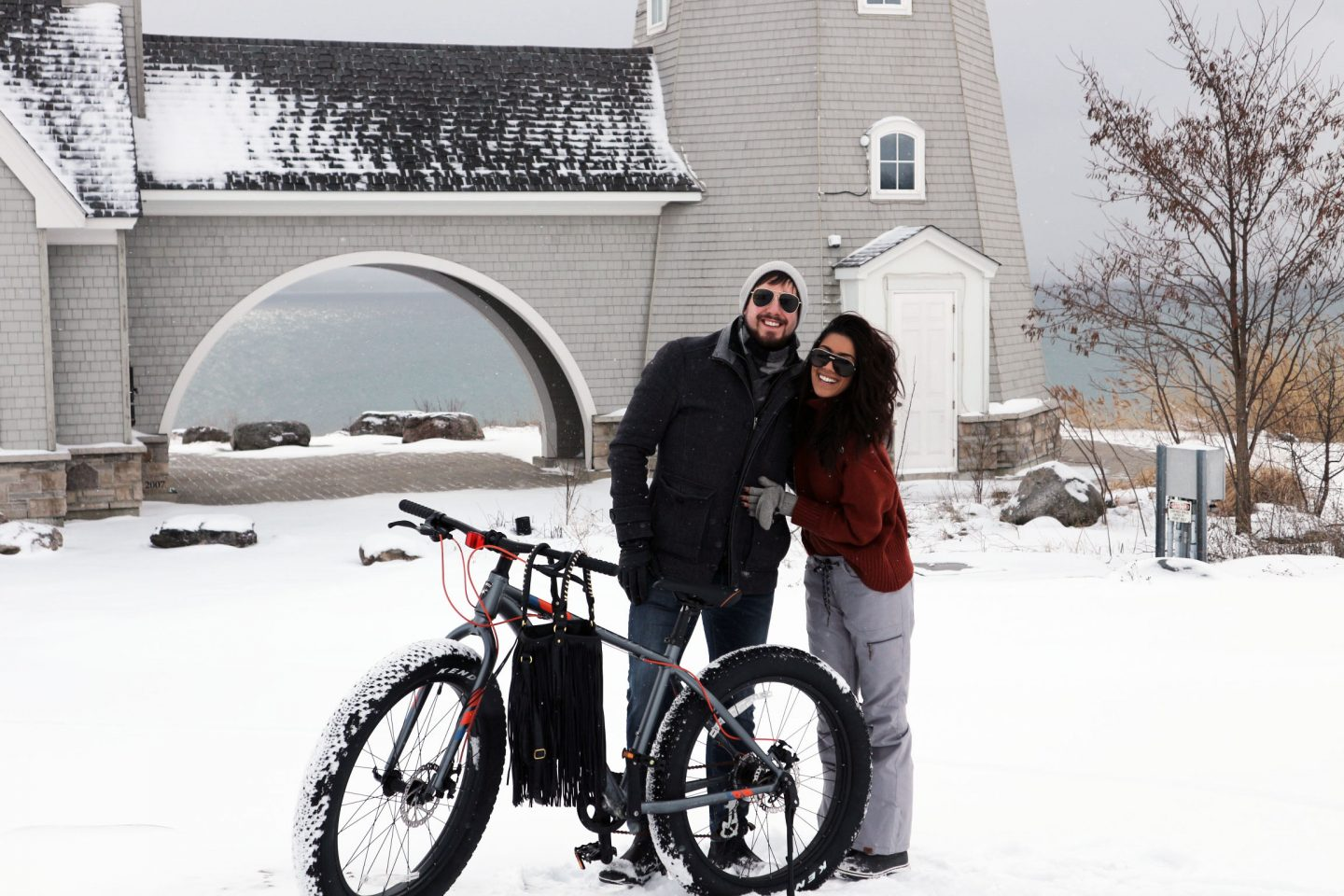 COUPLES ESCAPE TO GREY COUNTY, ONTARIO