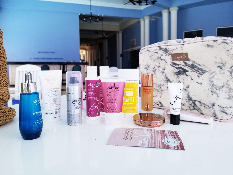travel vanity bag