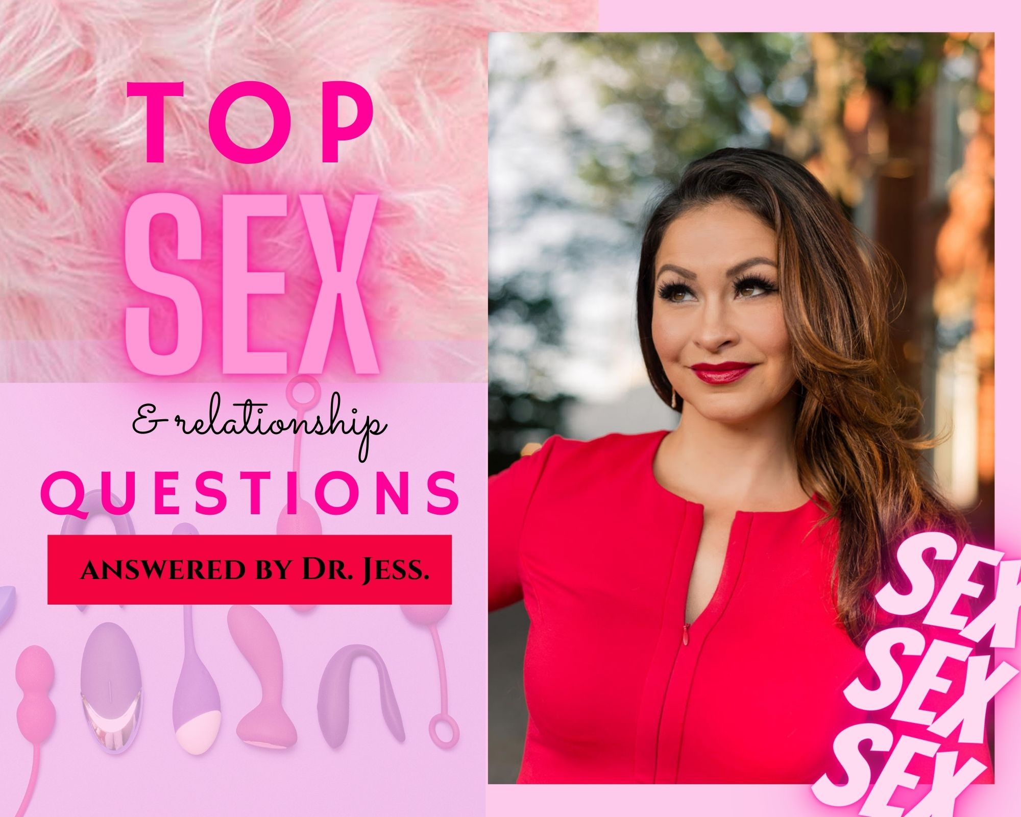 sex questions by dr. jess