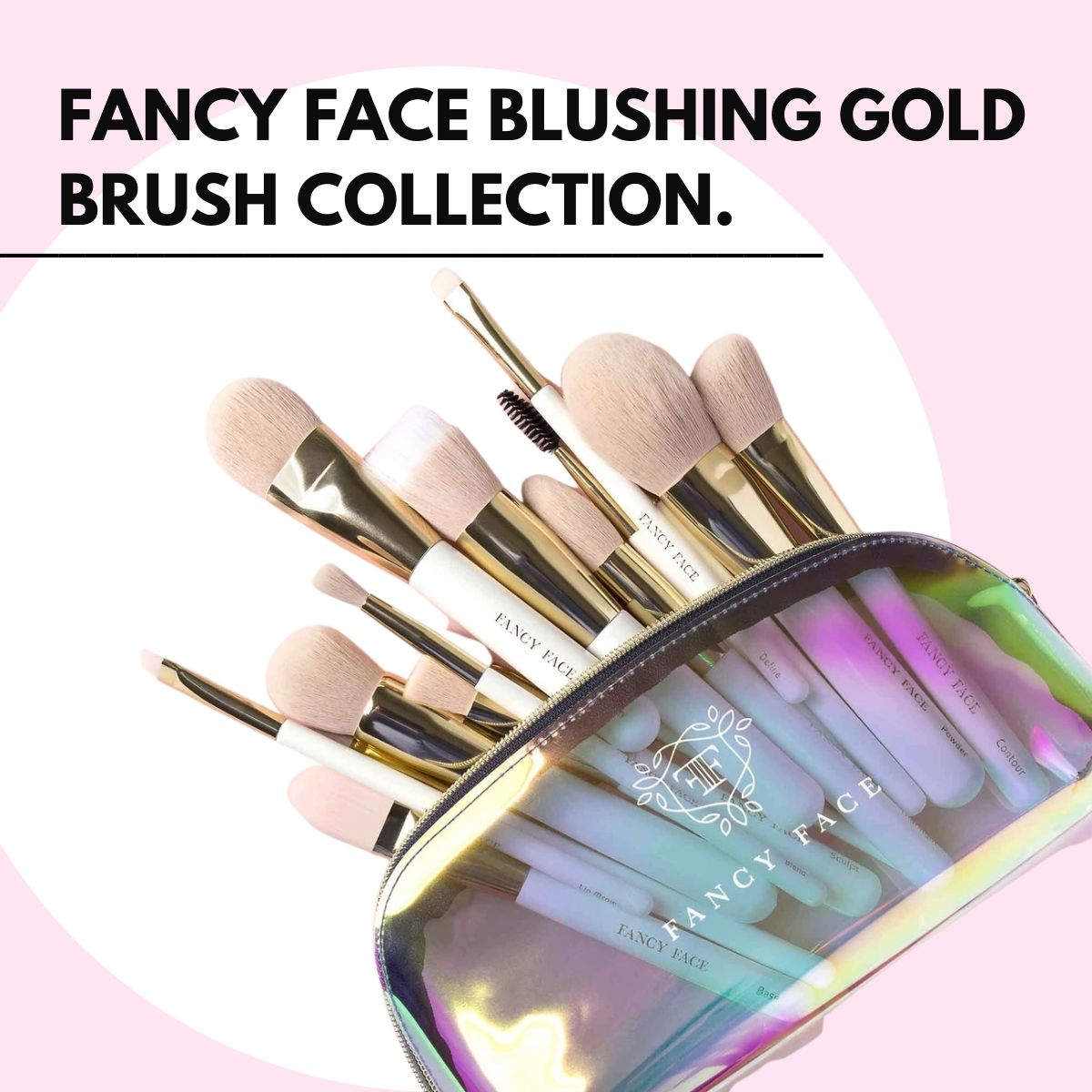 fancy face brushes